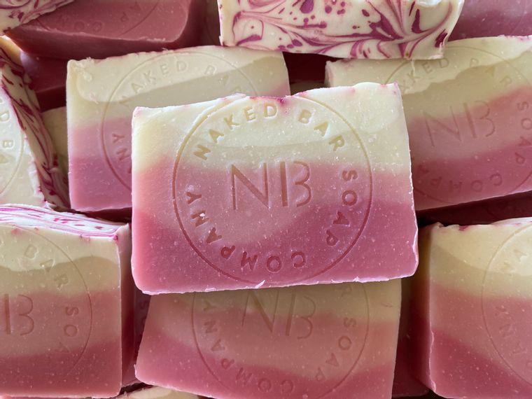 Grapefruit Rose Artisan Soap (Seasonal)