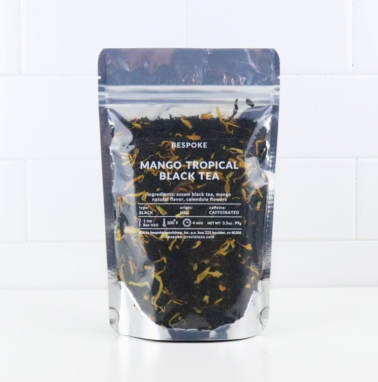 Mango Tropical Black Tea