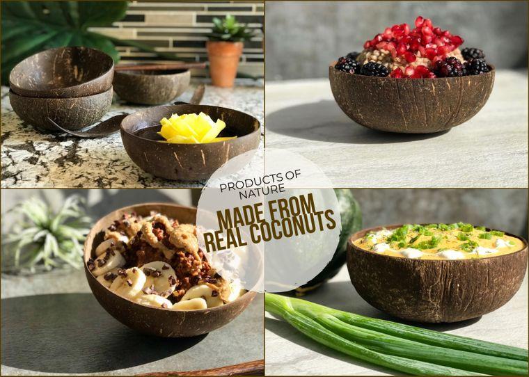 CocoBowlz Coconut Bowls