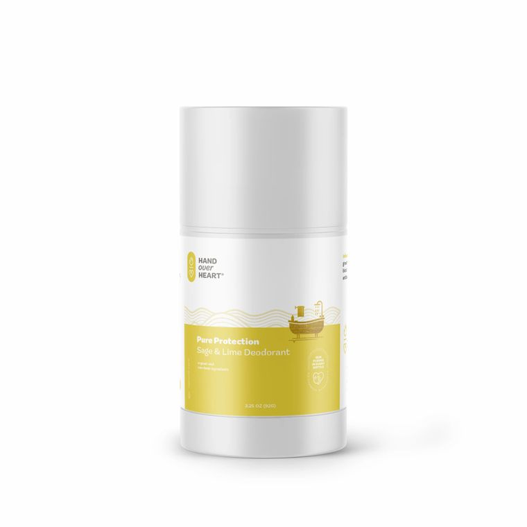 Pure Sage & Lime Deodorant 3.25oz