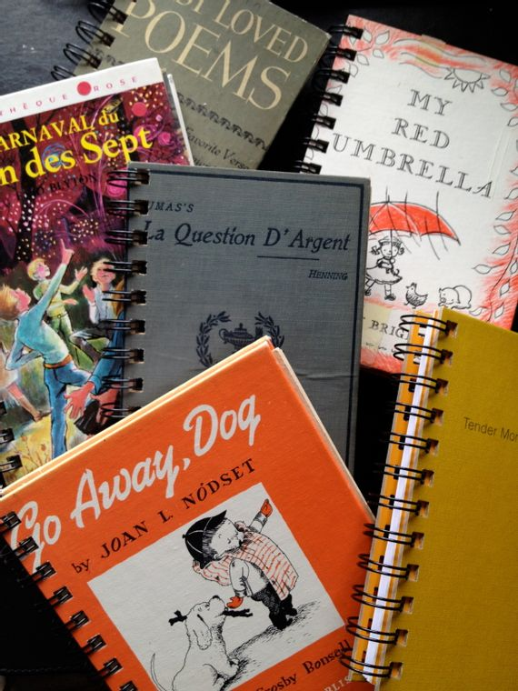 Attic Journals CHOOSE YOUR OWN -- Reorder Only