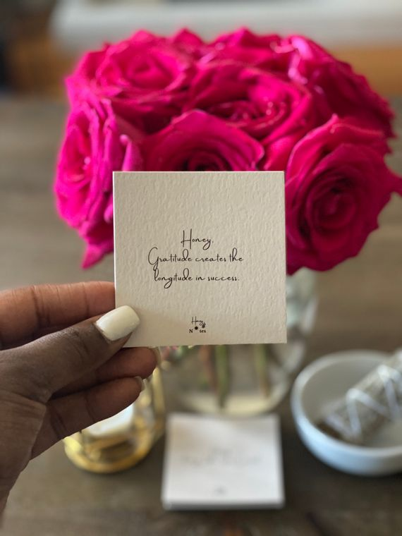 Honey Notes Goal-Getter Edition