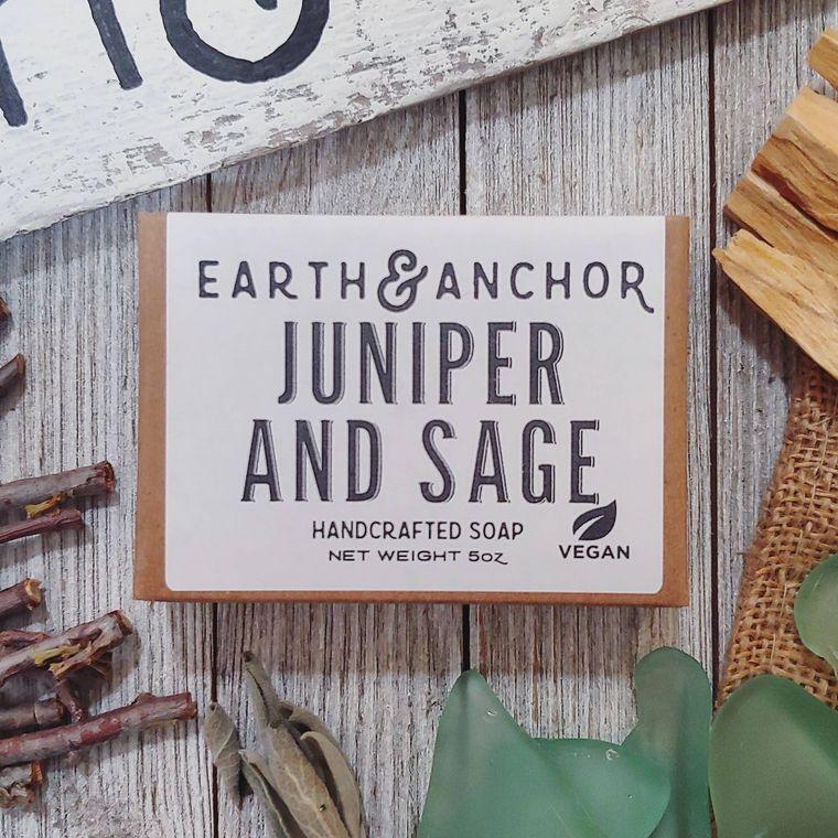 Juniper & Sage Soap