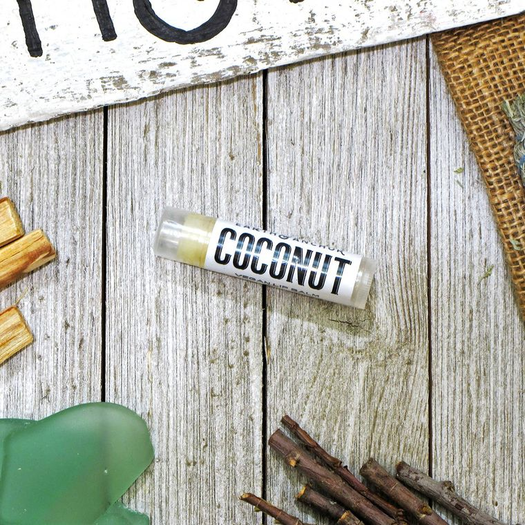 Coconut Vegan Lip Balm