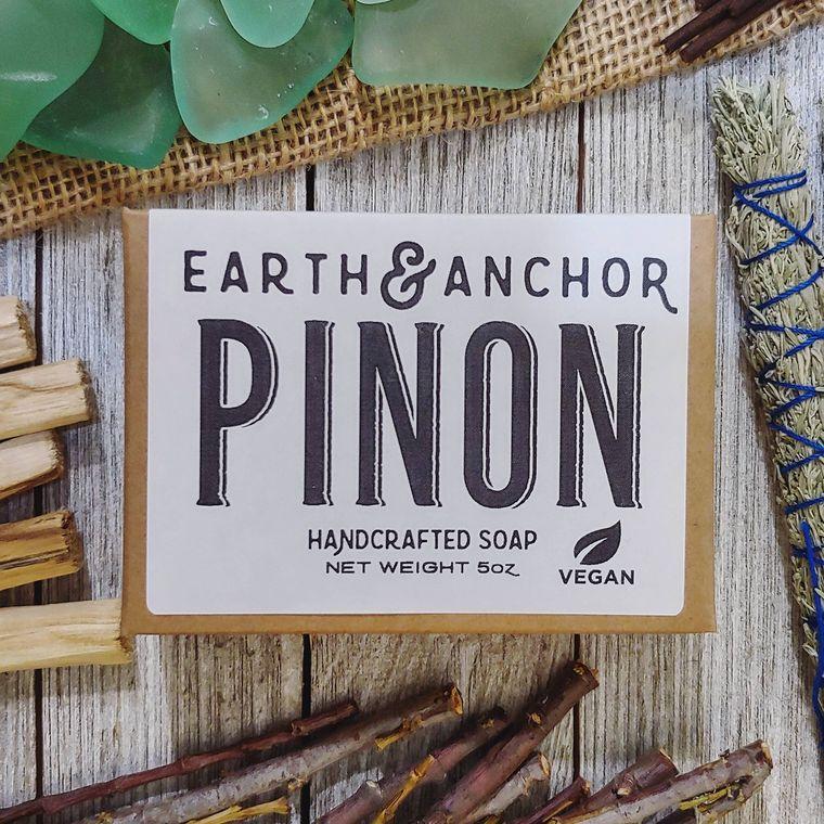 Pinon Pine Soap