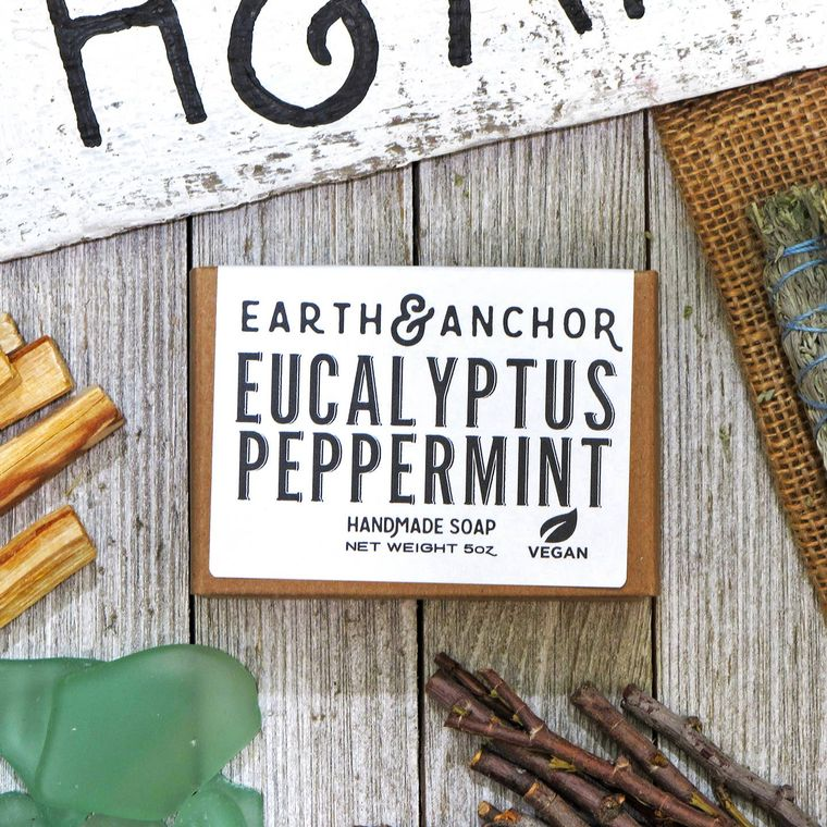 Eucalyptus Peppermint Soap