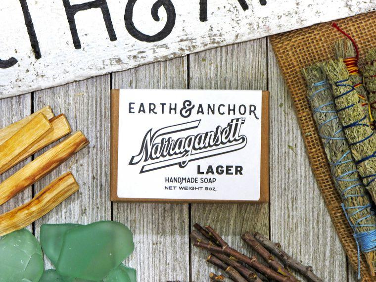 Narragansett Beer Soap