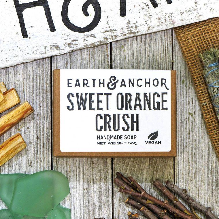 Sweet Orange Crush Soap