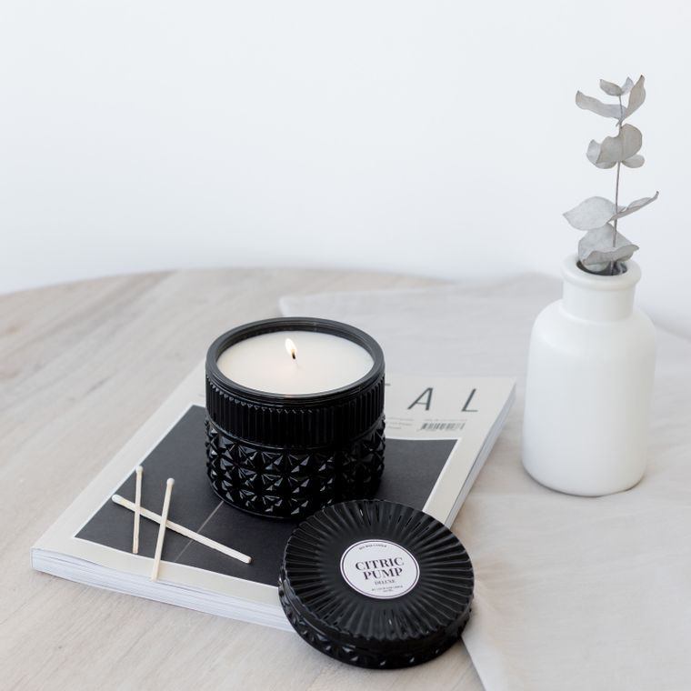 Deluxe Candle