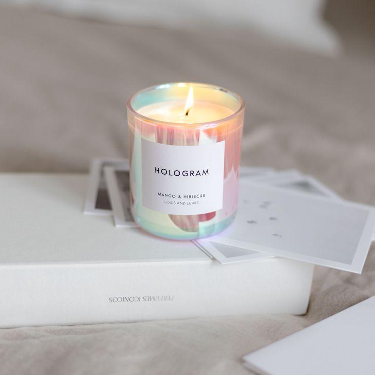 Hologram Candle