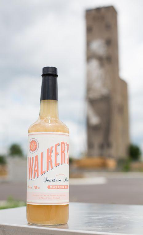 Walker's Southern Peach Margarita