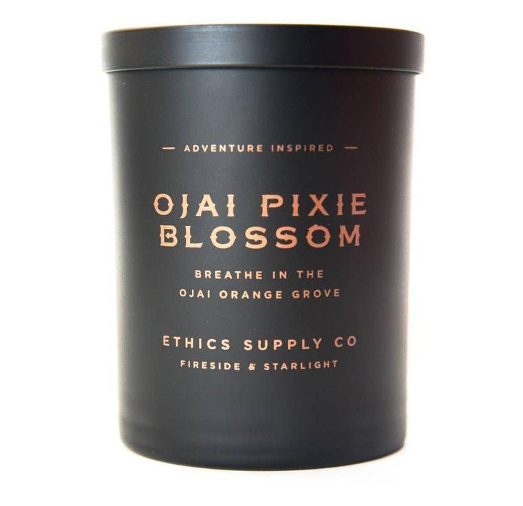 FIRESIDE + STARLIGHT Ojai Pixie Blossom Candle | 11 oz