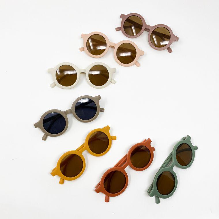 Pre-order - Summer 2021 kids sunglasses UV400 7 colors