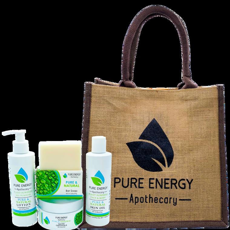 Pure & Natural Love Gift Set