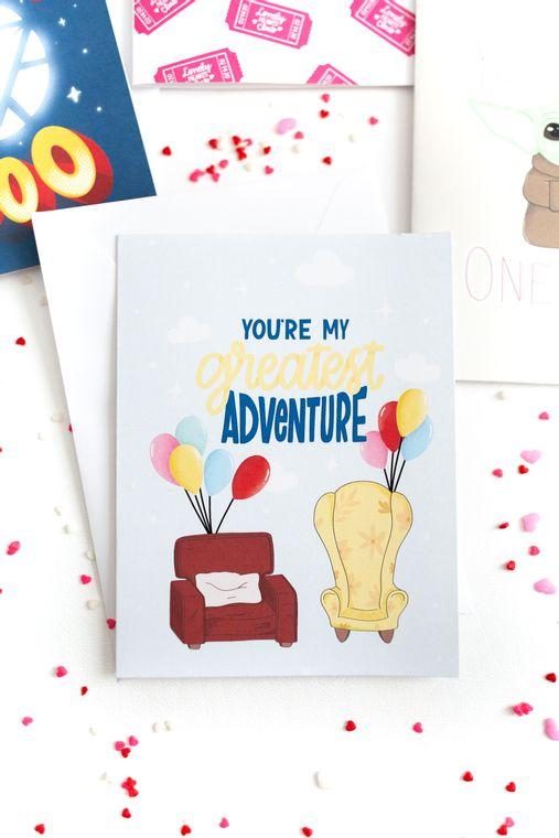 Greatest Adventure - Card