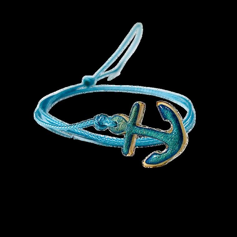 Skateboard Anchor Bracelet
