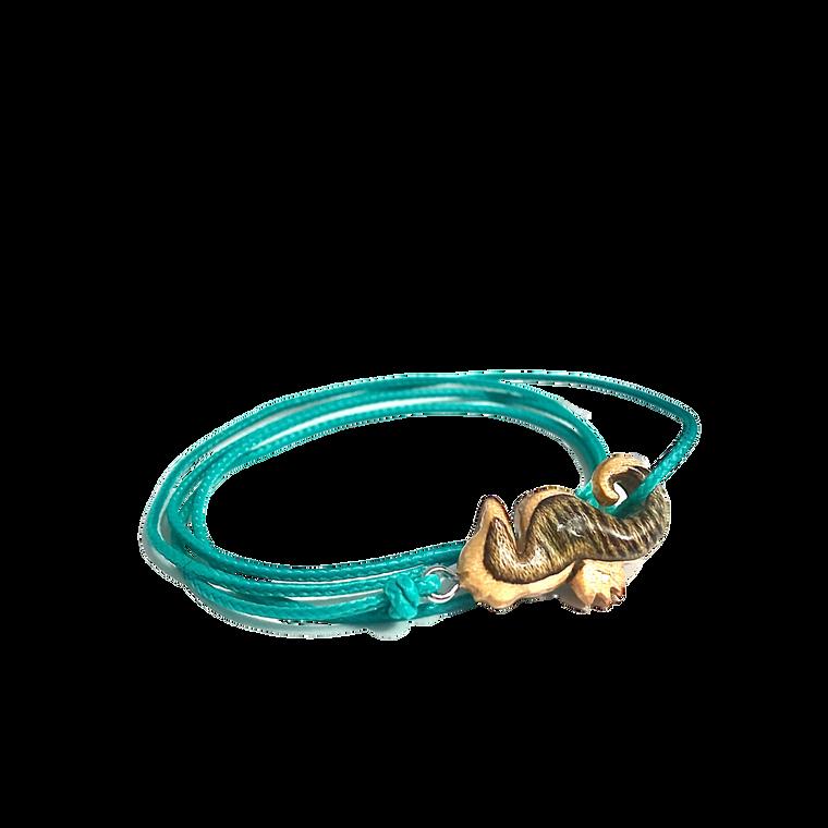 Skateboard Sea Horse Bracelet