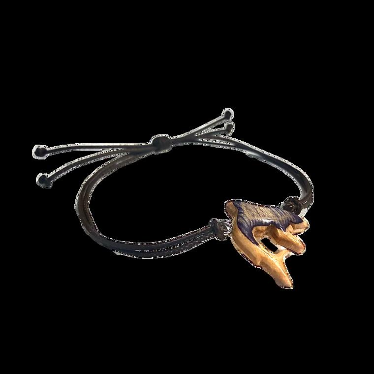 Skateboard Shark Bracelet