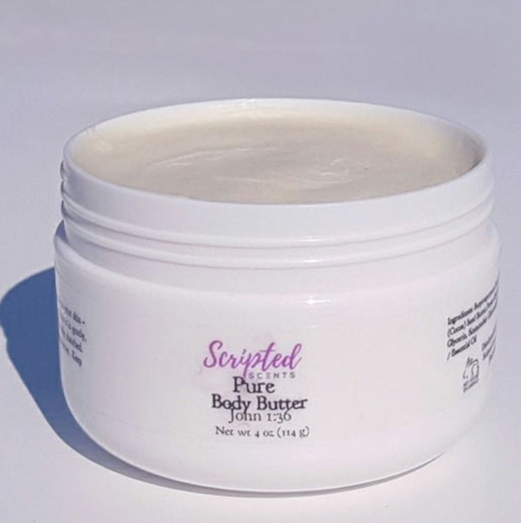 Pure Hydrating Body Butter