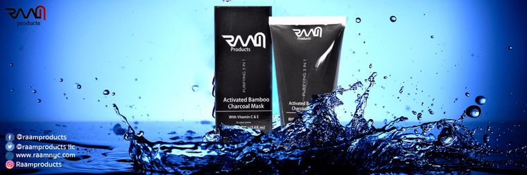 Purifying 3 in 1 Activated Charcoal Mask with Vitamin C & E