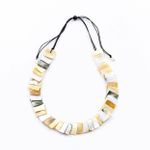 Necklace - Mother-of-Pearl Playa, Multicolor