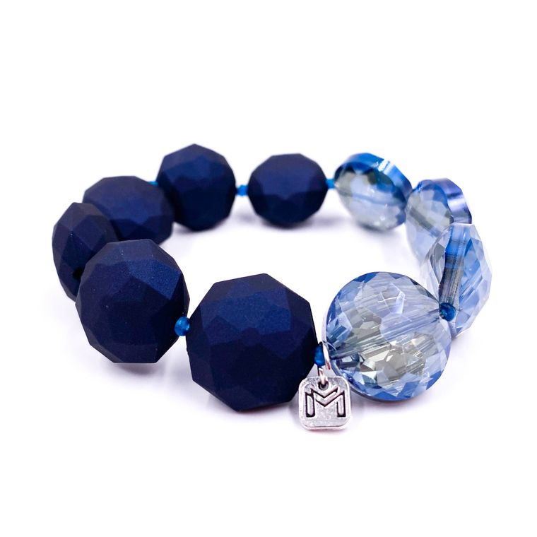 Anderson Bracelet - Blue