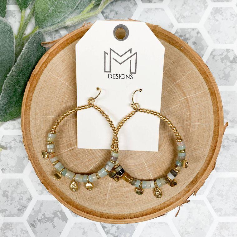 Amazon Earrings
