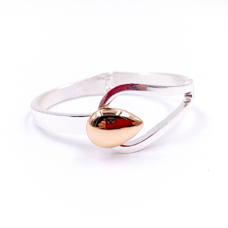 Daphne Bracelet - Silver