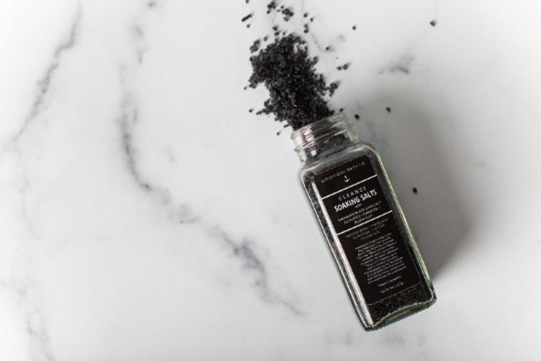 Cleanse | Soaking Salts for the Bath | Bath Salts | Purifying Soaking Salts