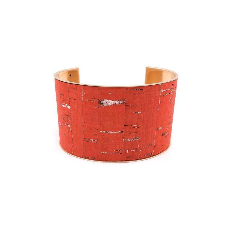 Corky Bracelet - Rust