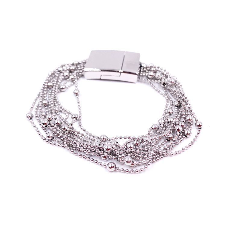 Roper Bracelet - Silver