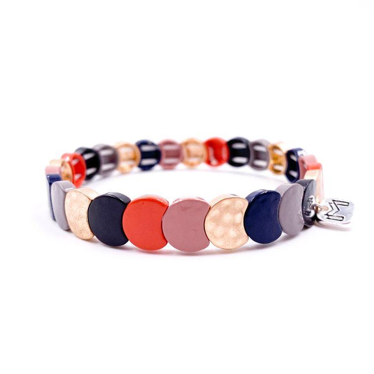Crescent Collection Bracelet - Alice