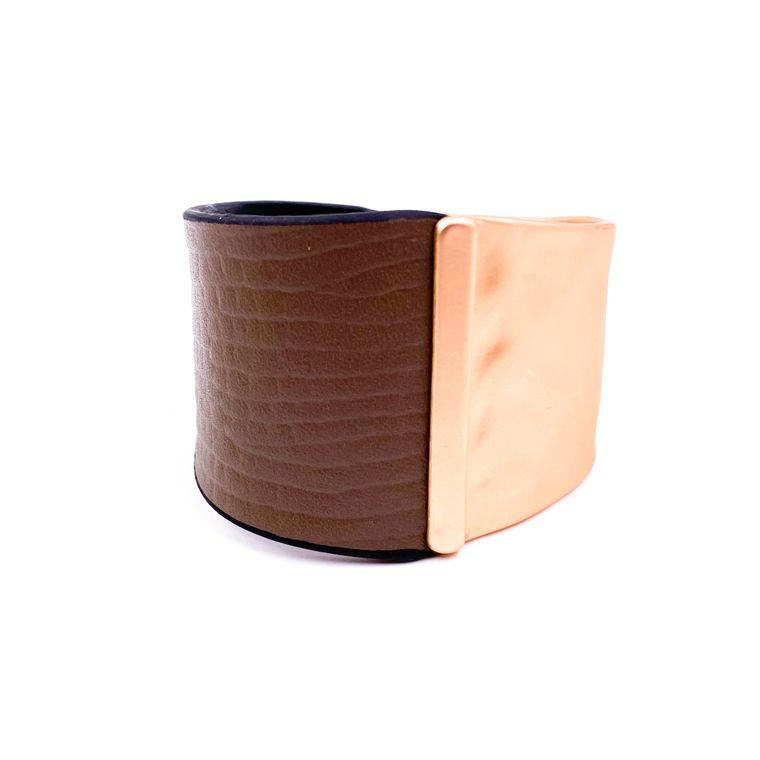 Cuff Bracelet - Taupe