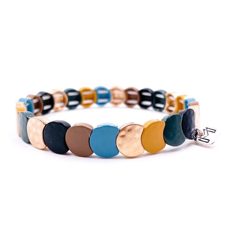 Crescent Collection Bracelet - Belle