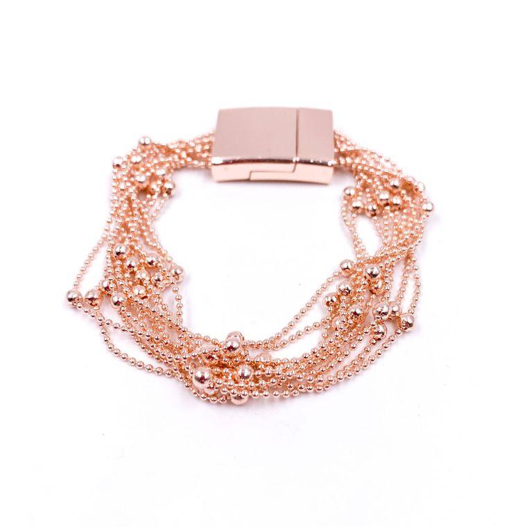 Roper Bracelet - Rose Gold