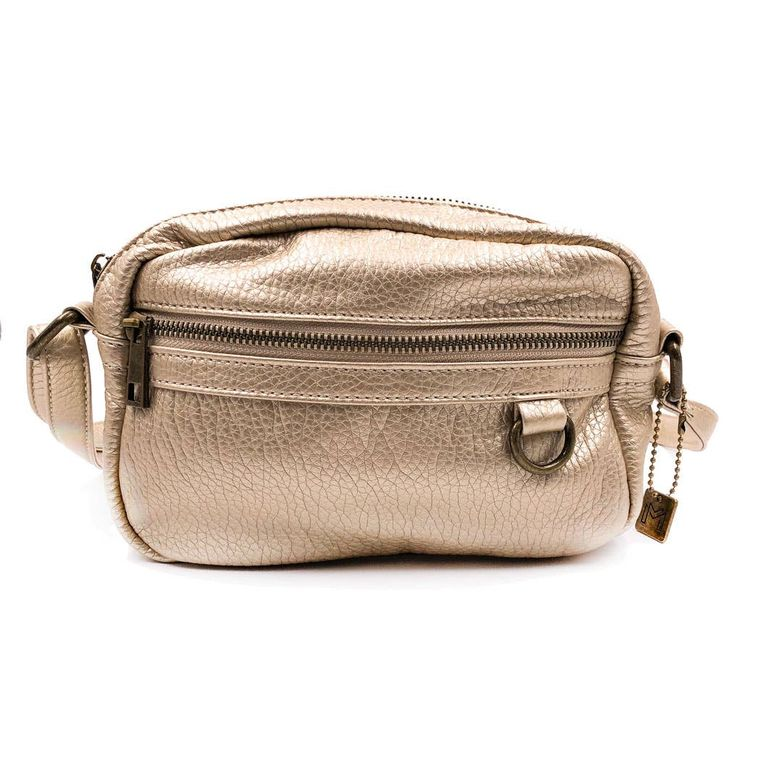 Christy Handbag - Champagne