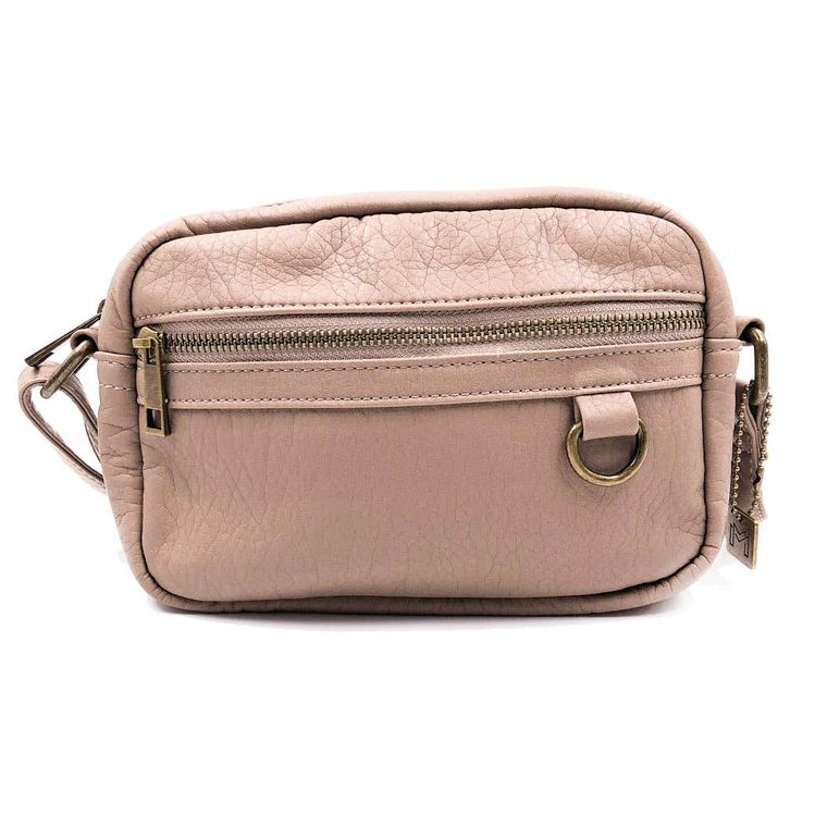 Christy Handbag - Taupe