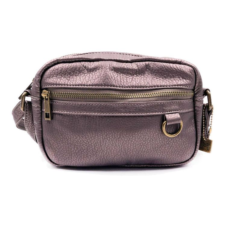 Christy Handbag - Pewter