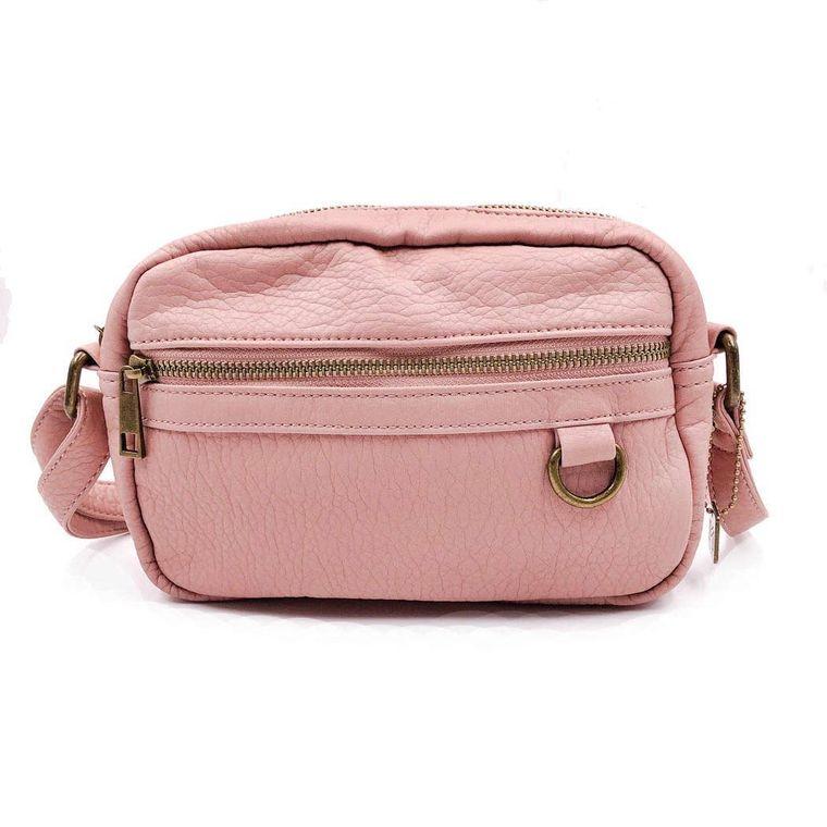 Christy Handbag - Blush