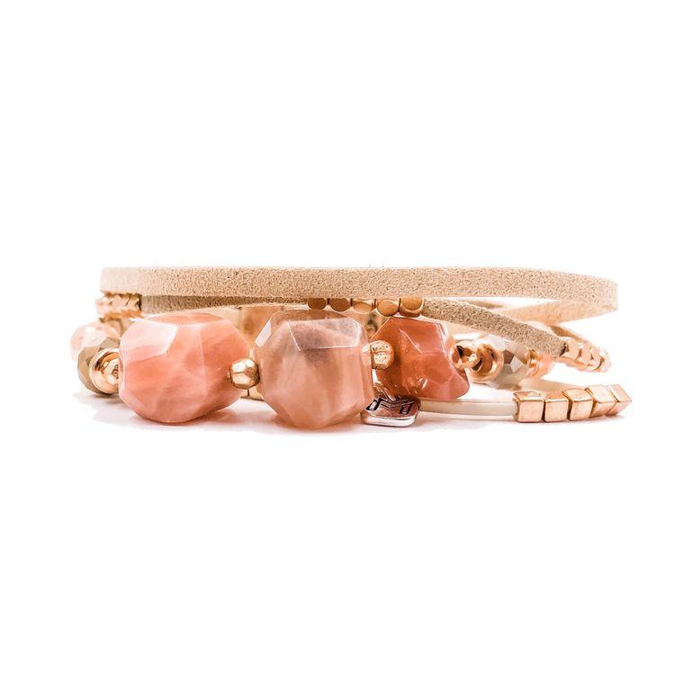 Buckskin Bracelet