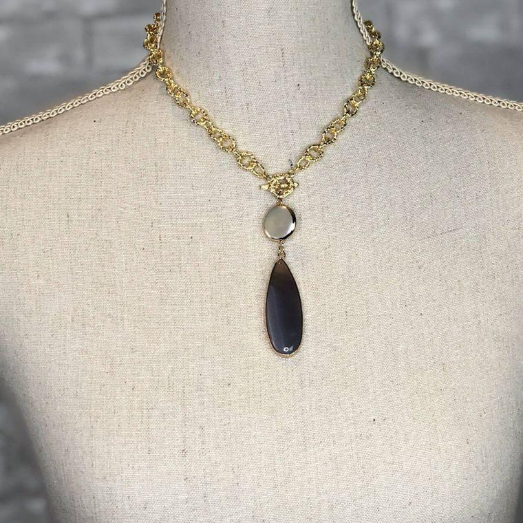 Labradorite - Naomi Necklace