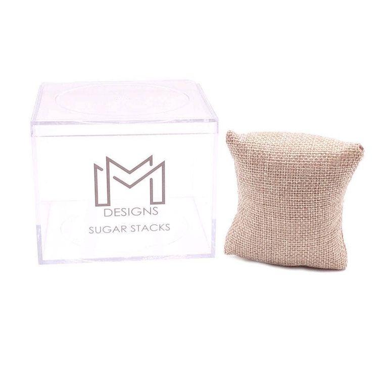 Sugar Cube Display