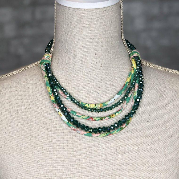 Green - Teagan Necklace