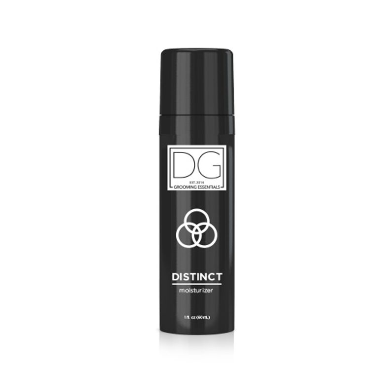 Distinct Daily Face Moisturizer by DG Grooming Essentials