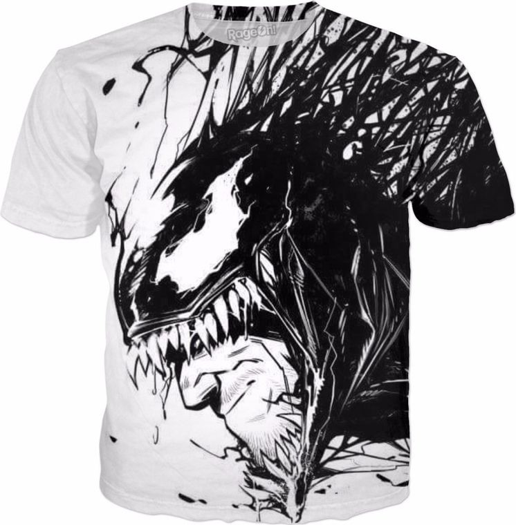 Venom Smirk T-Shirt