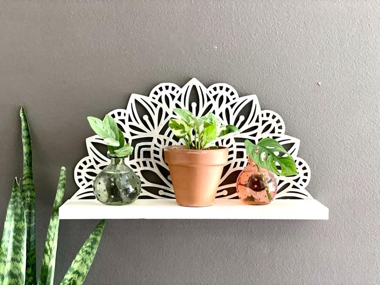 Mandala Shelf