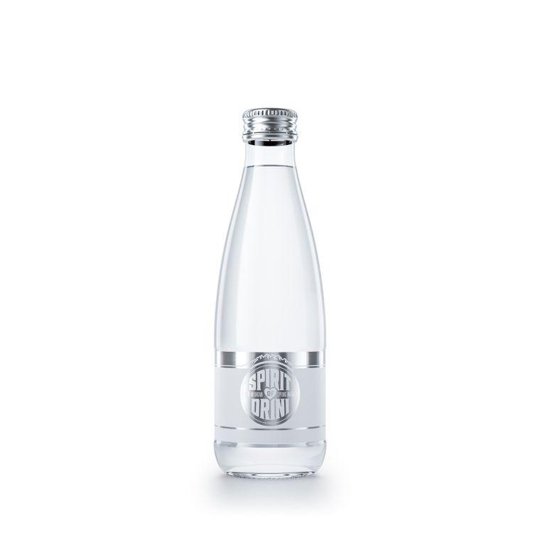 Premium Natural Mineral Water .25 L Glass