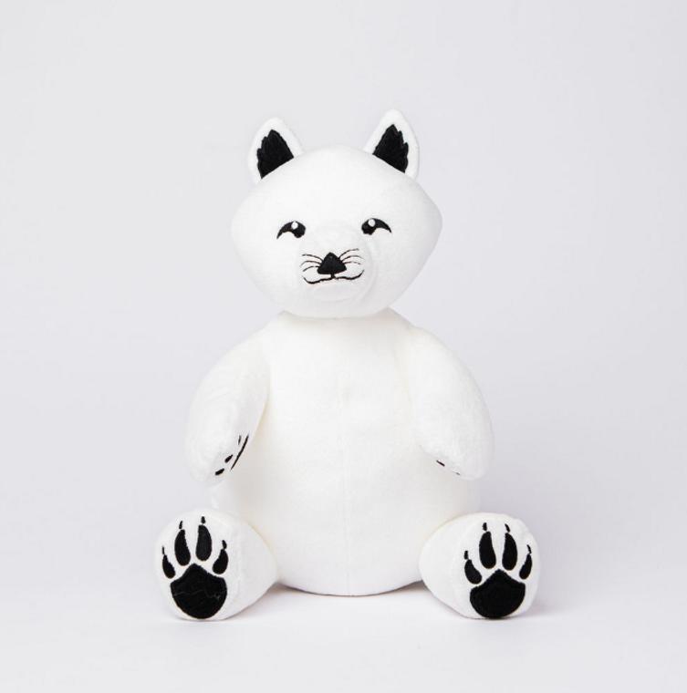 Nanook the Arctic Fox
