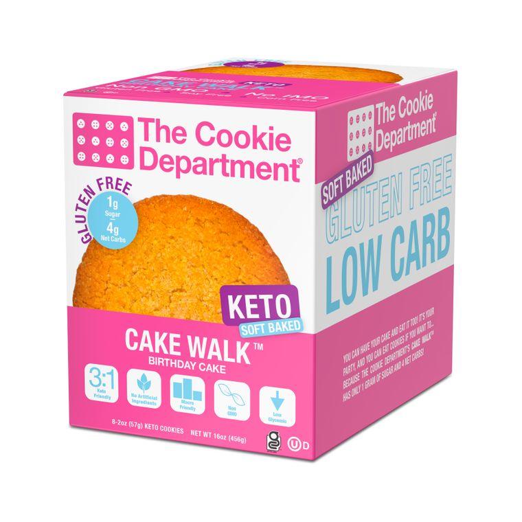 Cake Walk - KETO & Gluten Free Certified Cookies