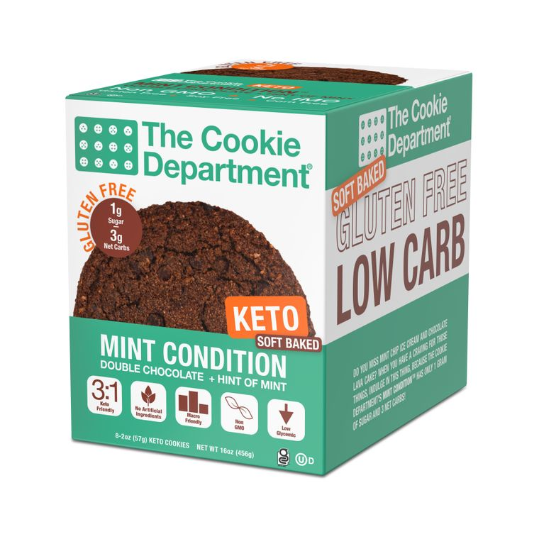 Mint Condition - KETO & Gluten Free Certified Cookies